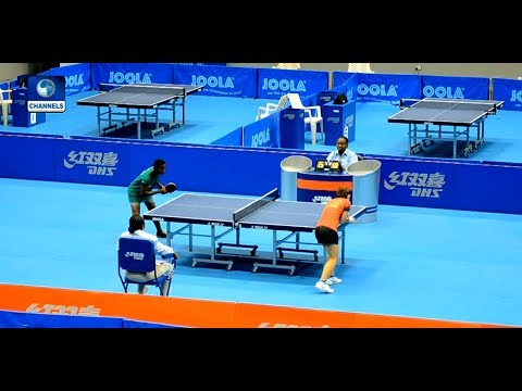 Sports Tonight: Four Formers ITTF World Champions To Compete For Titles In Lagos Tourney