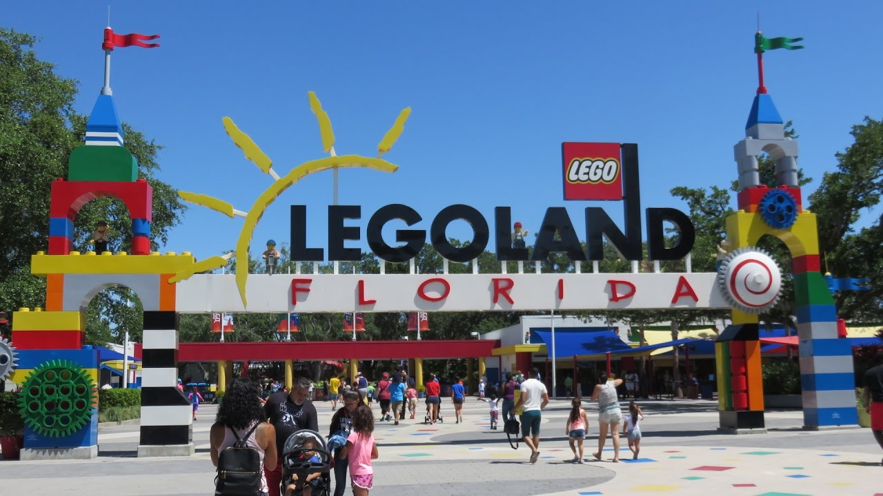 Legoland florida deals 2018