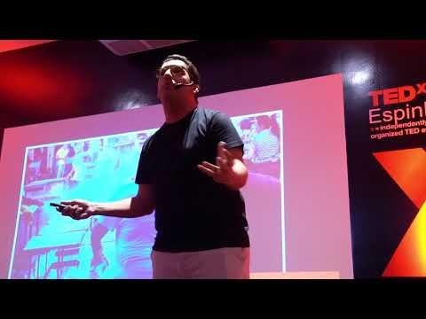 O reino do bem chegou  Fabio Silva  TEDxEspinheiroED