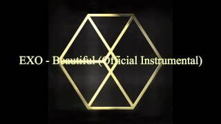 [Official Instrumental] EXO - Beautiful (Everysing Version)