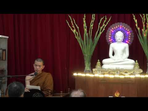 Session 1: Meditation Course for Beginners (In Myanmar and Translated English)