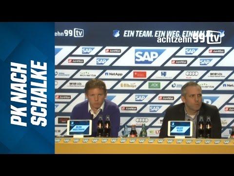 Spieltags-PK nach Schalke - 34. Spieltag / 2015-16