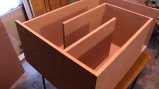building the legendary t line subwoofer box part 1