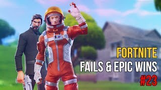 Fortnite Fails and Epic Moments #23 (Daily Fortnite Funny Fails and WTF Moments)