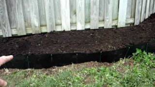 Building A Raised Bed Garden On My Front Lawn... And Filling It With Compost