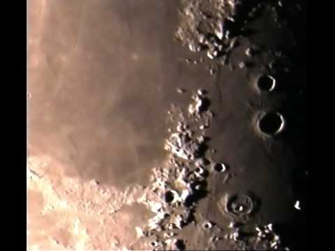 Mysterious Moon. 26 Apr 2015 7 54pm gamma Aristoteles to  Mons Hadley