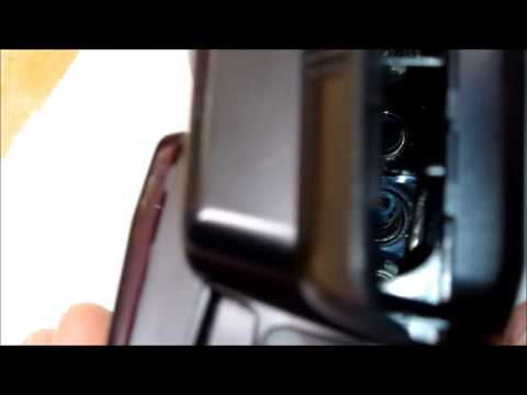 Canon Speedlite 550Ex Flash - Battery Terminal Cleaning