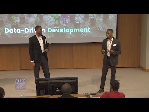 Business In Africa Conference: Startup Pitch