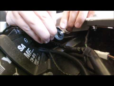 How to change the mapping on a KTM Duke