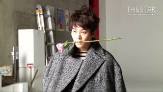 배우 주원(JooWon) - '더스타(THE STAR)' 커버&화보 촬영 현장