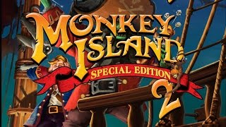 Monkey Island 2 (Special Edition) - No Commentary Play Through