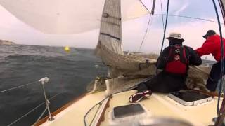 Around the Island Race, Block Island Race Week 2015