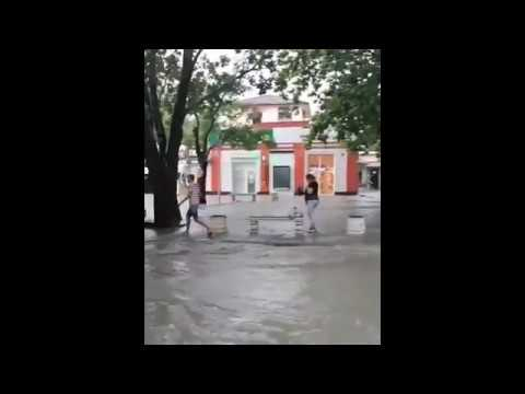 #Краснодар #затопило!