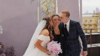 Morozova Wedding Backstage