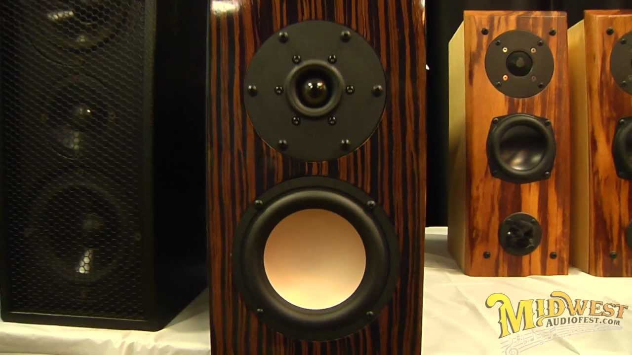 Midwest Audiofest 2012 Speaker Design Competition Youtube