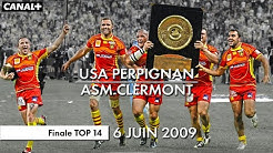 USA Perpignan / ASM Clermont - Finale TOP 14 (2009)