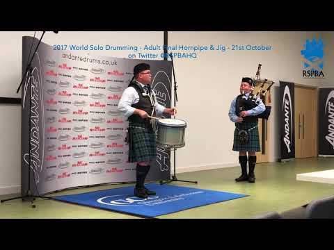 Steven McWhirter - 2017 WSD Adult Champion
