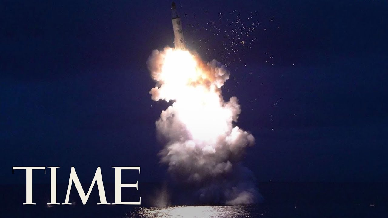 The U.S. Military Has Detected 'Highly Unusual' Levels Of North Korean Submarine Activity | TIME