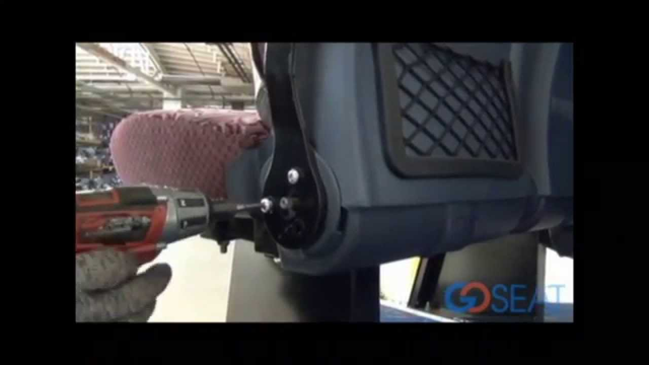 How To: Add Armrests To The Freedman GO Seat