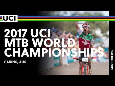 2017 UCI Mountain bike World Championships  Cairns AUS  Men XCO