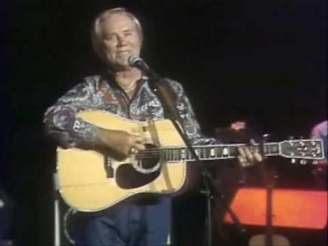 George Jones - The Corvette Song