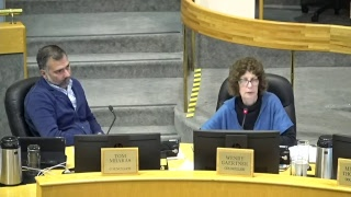 Youtube video::October 14, 2017 Budget Committee Meeting