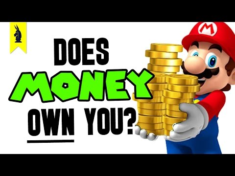 Does Money Own You? - 8-Bit Philosophy