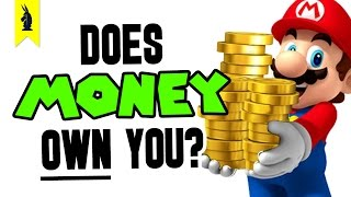 Does Money Own You?  8Bit Philosophy
