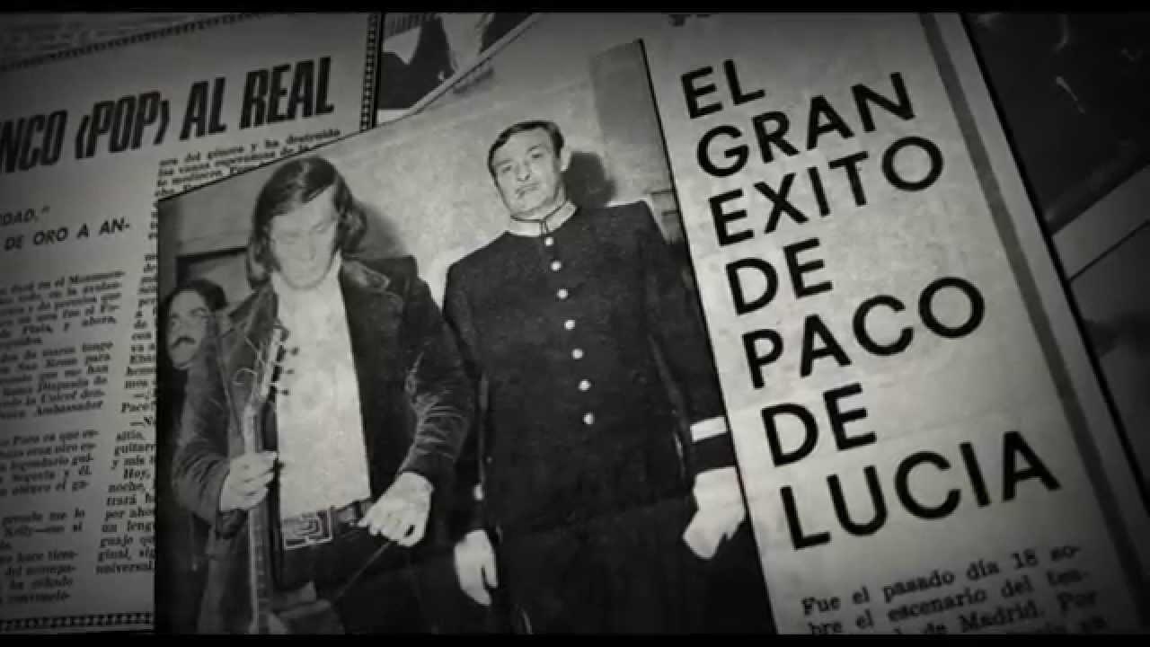 Tráiler de 'Paco de Lucía: la búsqueda'