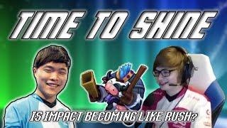 C9 Sneaky   Time To Shine (Impact Becoming Like Rush? - Duo With C9 Impact Bot-Lane)