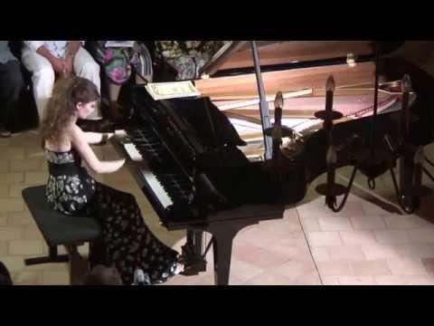 Alissa Zoubritski - Prokofiev Sonate no. 3 Op. 28