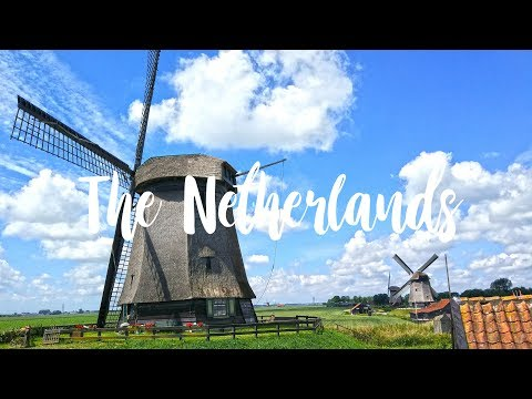 The Netherlands with kids  - Of trips and tales