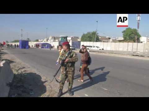 Iraq: security tight ahead of Shiite festival