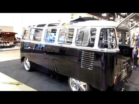 Repeat 1978 VW Bus Transporter with J32 Acura 3 2 CL Type S
