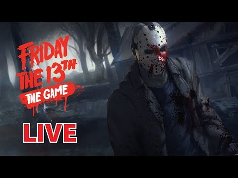 AKHIRNYA KILL JASON !! HATTRICK !! #SICKJUKE - Friday the 13th: The Game [Indonesia] - LIVE