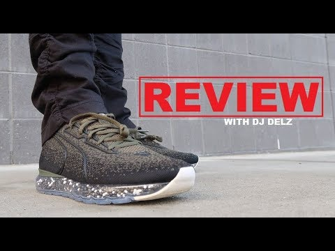 PUMA JAMMING NRGY  SHOE  REVIEW + ON FEET - DID NIKE RIP THEM OFF WITH THE JOYRIDE SNEAKER?