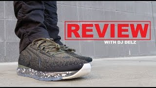 PUMA JAMMING NRGY  SHOE UNBOXING / REVIEW + ON FEET