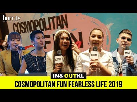 Cosmopolitan Fun Fearless Life 2019 | In & Out KL