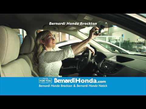 Beautiful Bernardi Honda For You (Brockton U0026 Natick)