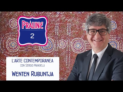 Capire l'arte contemporanea con Sergio Mandelli. Pralina N° 02 - Wenten Rubuntja