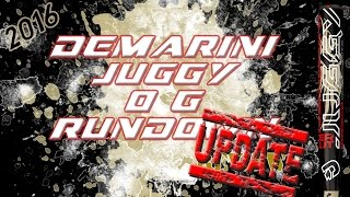 update 2016 demarini juggy og