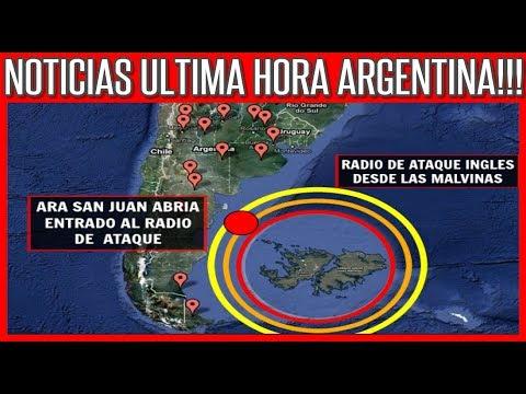 🔥 ASEGURAN que ARA San Juan 🔴 Fue hundido por el Reino Unido en las Malvinas #Argentina #AraSanJuan
