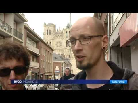 Julien Solé – Interview – JT Picardie du 3 juin 2016