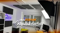 Aixfoam Schallabsorber SH004 Test | Streaming Room und Büro von 83metoo