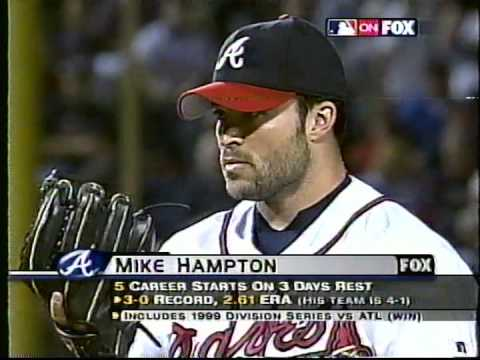 Cubs-Braves, Oct. 5, 2003 (NLDS Game 5, innings 2-3)