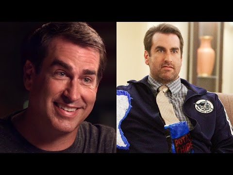 Dumb and Dumber To's Rob Riggle Gave Up Flying For This? - Speakeasy