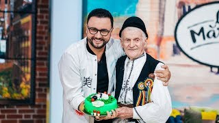 Badea Stefan, 102 ani de povete