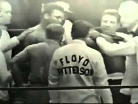 CLASSIC FIGHTS - Muhammad Ali Vs Floyd Patterson
