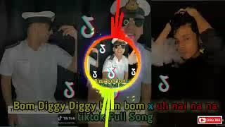 Bom diggy diggy bom bom x uh nai na na tiktok trending song Remix by likee zone