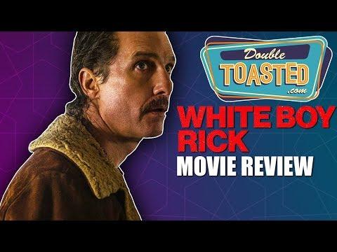 WHITE BOY RICK MOVIE REVIEW 2018